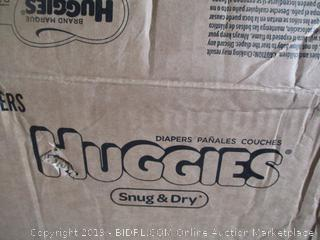 Huggies Diapers Size 3