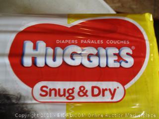 Huggies Diapers Size 3