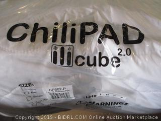 ChiliPad Mattress Pad Size Twin XL