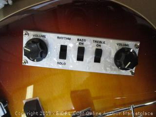 Hofner B-Bass HI-Series