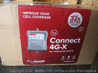 Connect 4G-X Cell Phone Signal Booster