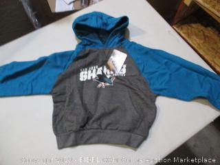 San Jose Sharks Hoodie Size S