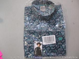 Men's Button Up Shirt Size XS