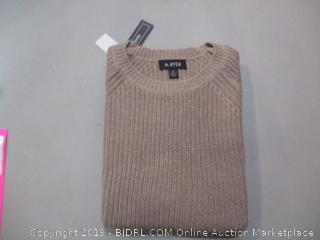 Women's Sweater Size X-