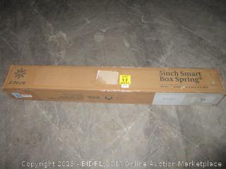 5 in smart box spring