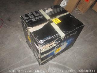 HP color laserjet printer - please preview