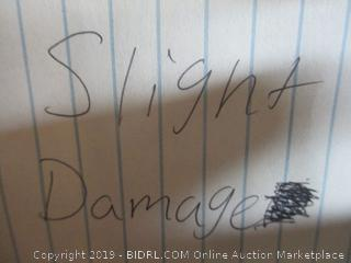decor items - slight damage