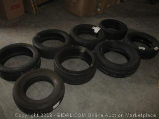 Tires---Mixed Sizes--Please Preview