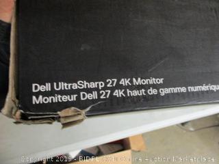 Dell Ultra Sharp 27 4K Monitor