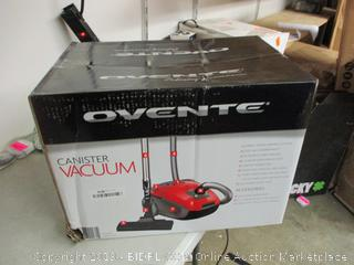 Ovente Canister Vacuum
