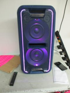 Sony speaker Powers On!!!!