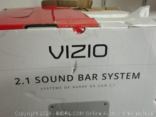 vizio sound bar system