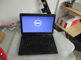 Dell PC laptop - powers on