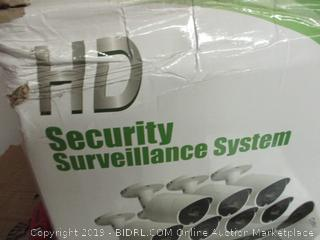 HD Security Surveillance System