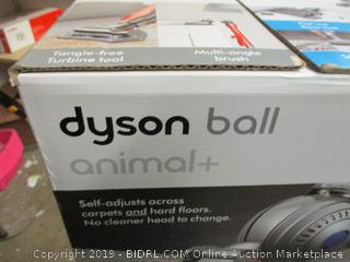 Dyson ball animal+ vacuum