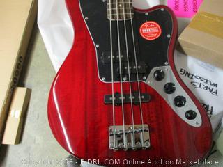 Fender jaguar bass electric guitar