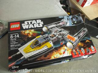 LEGO Star Wars Y-Wing Starfighter set