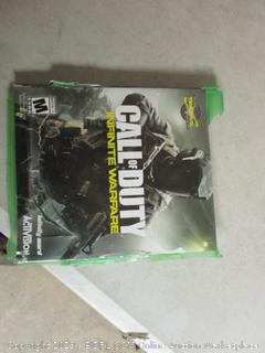 Call of Duty Infinite Warfare video game