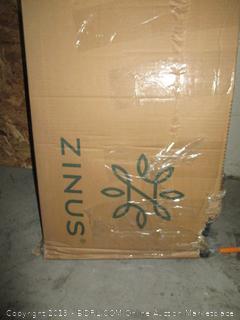 zinus 14 in quick lock smart platform bed