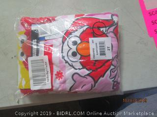 Elmo blanket sleeper