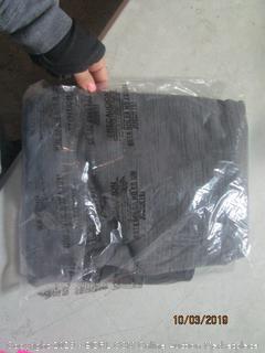 gray zip up hoodie