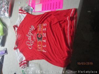 Calgary flames shirt