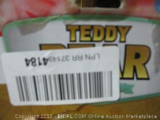 teddy bear helmet