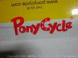 PonyCycle toy