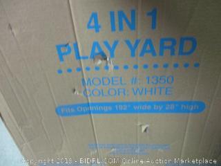 4 in 1 play yard