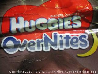 huggies overnights diapers