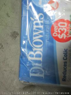 dr brown's newborn colic reducing gift set