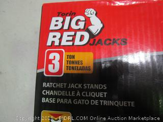 ratchet jack stands