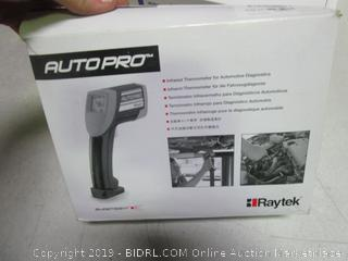 AutoPro infrared thermometer