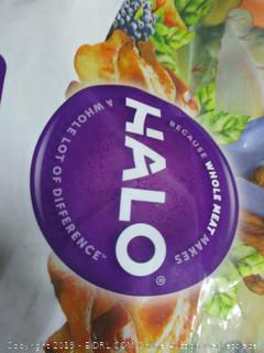 Halo adult cat food