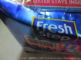 fresh step low tracking litter