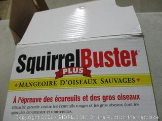 squirrel buster plus