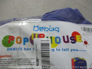 debug pop up house