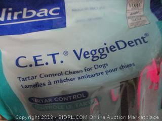 veggie dent tartar control chews for dogs