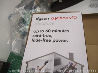 Dyson Cyclone v10 Absolute Vacuum