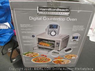 Hamilton Beach Digital Countertop Oven