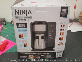 Ninja Hot and Cold Brewing System