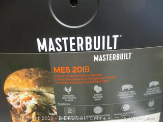 Masterbuilt Portable Electric Smoker