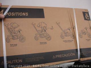 4 in 1 Stroller Trike