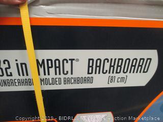 Impact Basketball Backboard