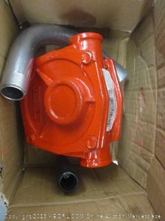Hand Oil Pump Barrell