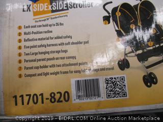 LX Side x Side Stroller