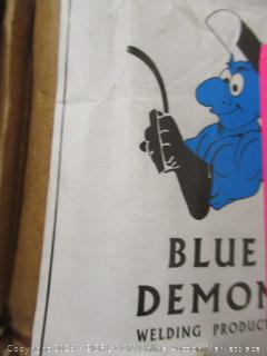 Blue Demon Welding Rods