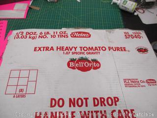 Extra Heavy Tomato Puree