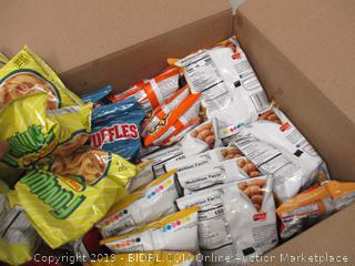 Variety Box of Chips