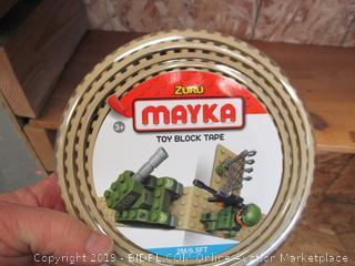 Mayka Toy Tape Block